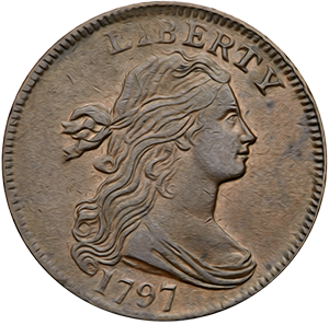 Large Cent 1796-1807 Draped Bust